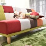 【おすすめ】ソファーに寄りかかっても滑らない!とても良かったソファーすべり止めを紹介【H-45-B 滑り止めゴムマット】