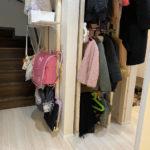 【DIY】ラブリコでランドセルラック自作。階段下の廊下に設置しスッキリ収納で満足