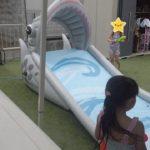 【INTEX】大人も楽しめるサーフスライドが楽しすぎた!プールも良いけどやっぱウォータースライダー最高